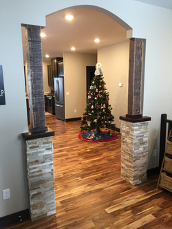 Kemmco_Tom Kemmer_Beam Installation_Contractor Fargo_Reclaimed Wood.JPG