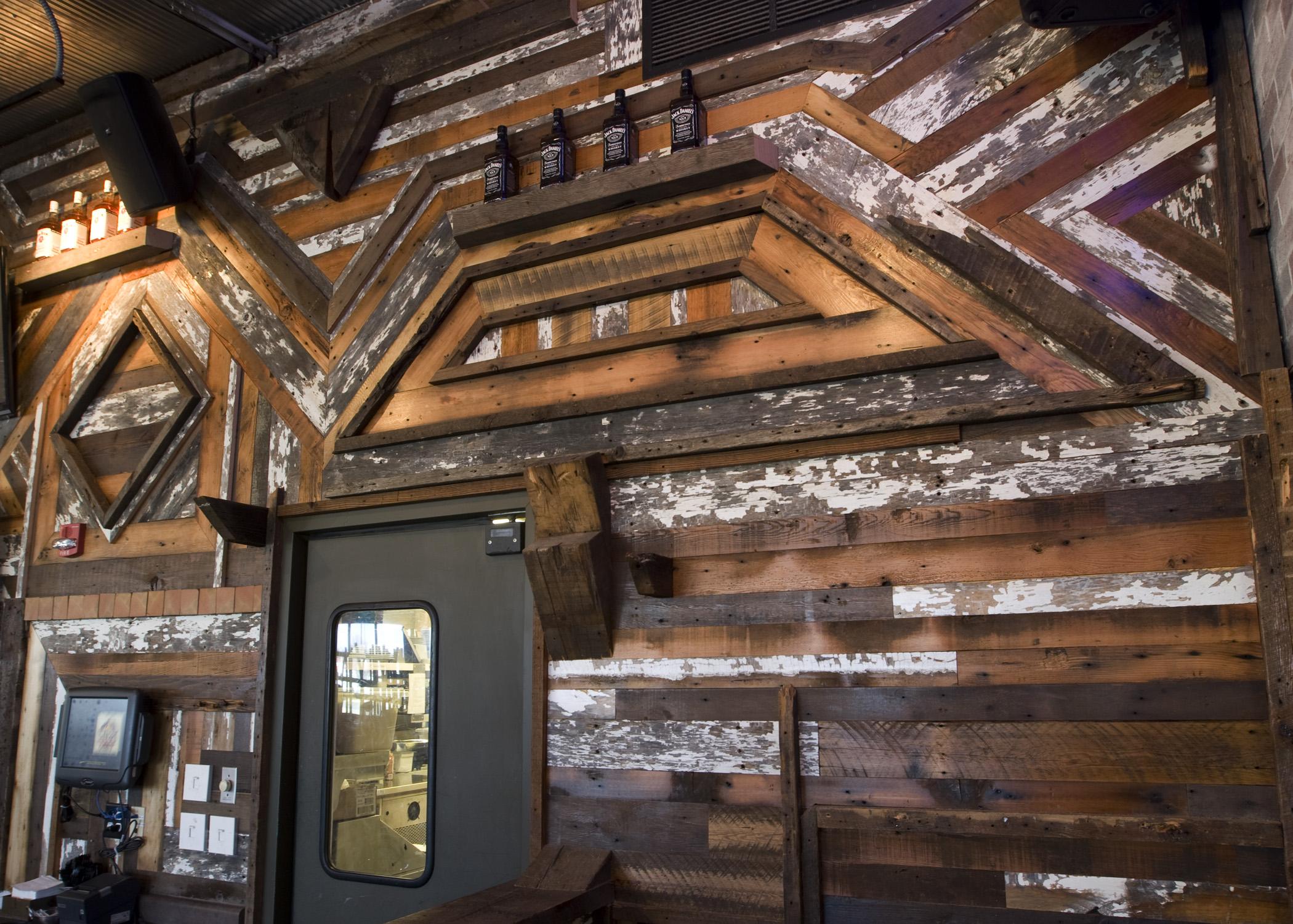 Creative Accent Wall Installs Fargo Moorhead Kemmco