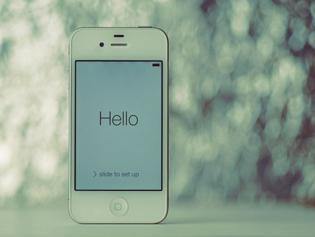 What your phone can teach you about self-care