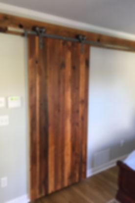 Kemmco Barn Door Fargo ND Custom Barn Door Install.jpg