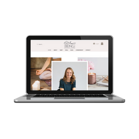 Wix Website - Yoga and Candle Company.pn