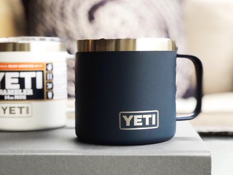 My Morning Coffee Ritual With My New Friend Yeti