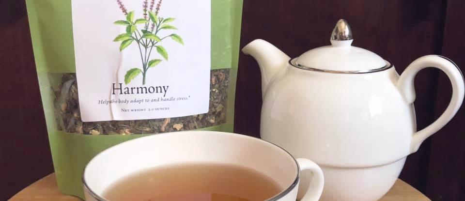 Harmony,  2 ounce tea blend