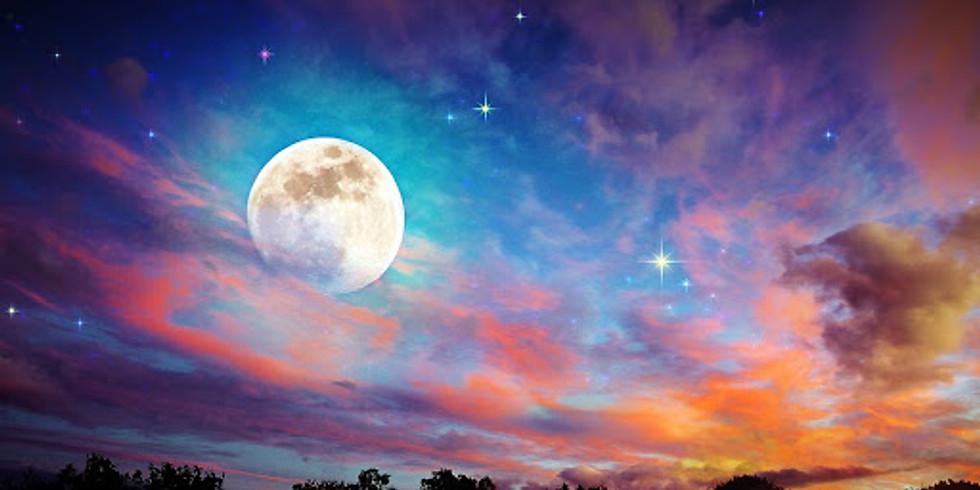 September Full Moon Class
