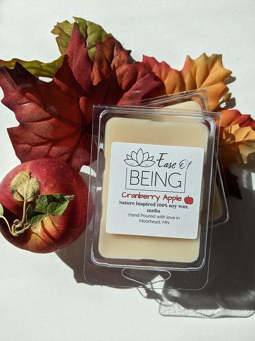 Cranberry Apple Soy Wax Melts