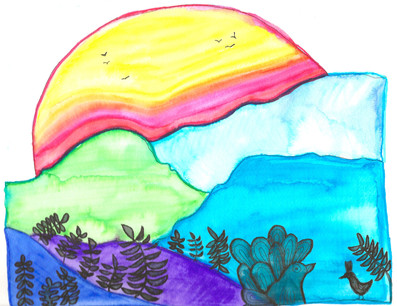 Art and Mindfulness Stories for Kids