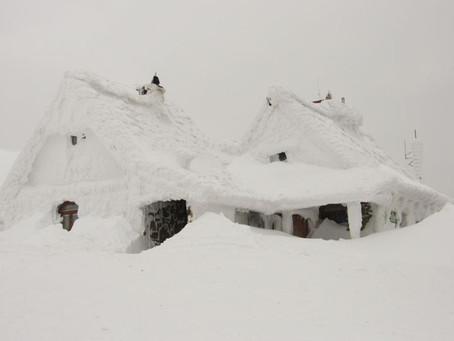 When life throws you more snow