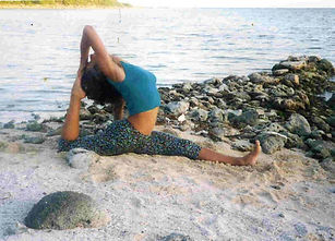 Shannon McCall Yoga Instructor Yoga Retr