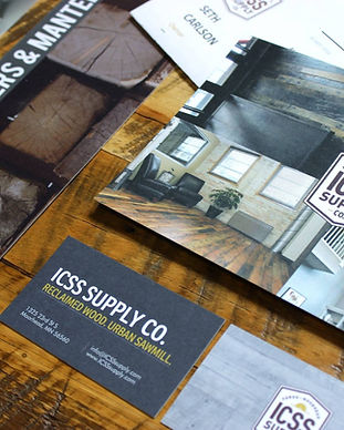 WOOD COMPANY CREATIVE ASSETS GRAPHIC DES