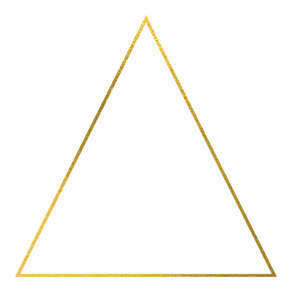 Gold Triangle Design Element.png