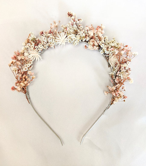 The Bespoke Floral Headband