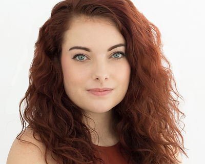 Lauren Sagendorph, headshot, actor