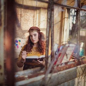 Lauren Sagenorph, Athena, Icarus Photography