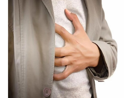 Heartburn, Reflux, Indigestion and Food Allergies...