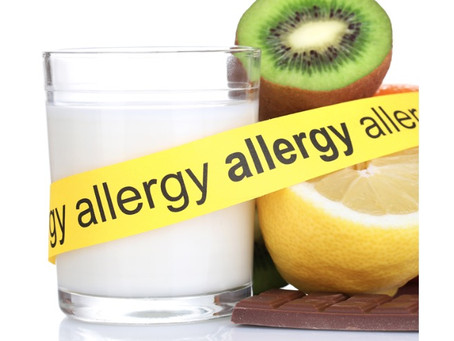 Food Allergy, Sensitivity or Intolerance... the difference matters...