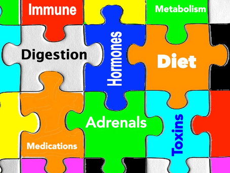 Each Health Issue is like a Puzzle...