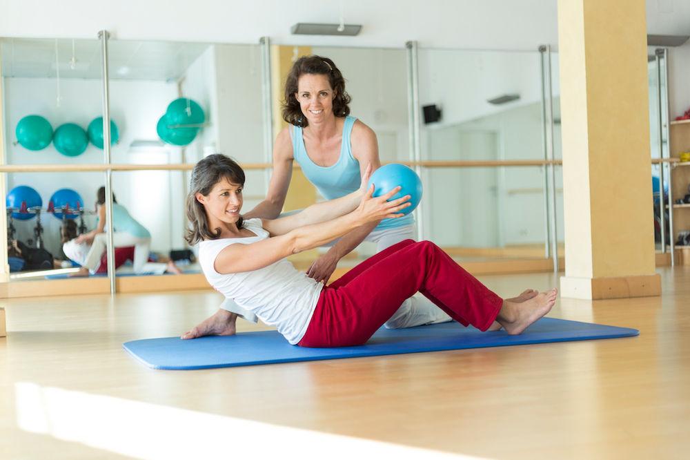 Präventives Training, Osteopathie und Physiotherapie in
