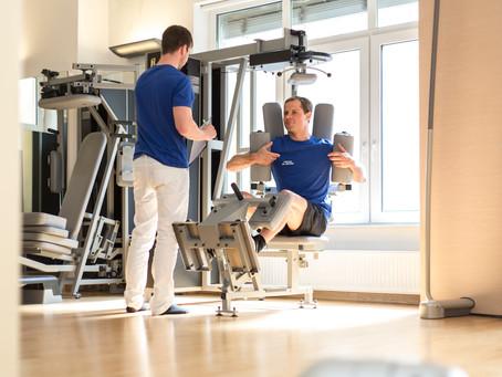 Medizinisches Training (an Geräten) in Klagenfurt am Wörthersee