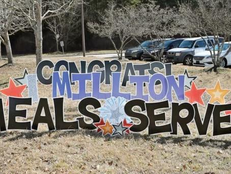 Food For Students Celebrates Million Meals Milestone