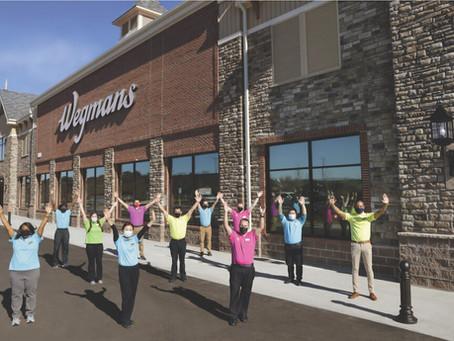 Wegmans In Chapel Hill Opens Its Doors