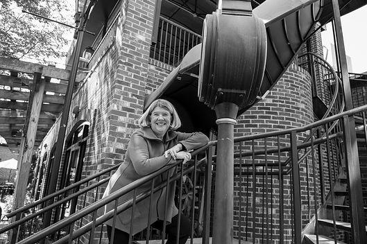 Mayor Pam Hemminger in Chapel Hill, North Carolina