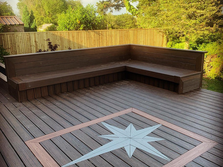 Trex Composite Decking goes Above and Beyond the rest