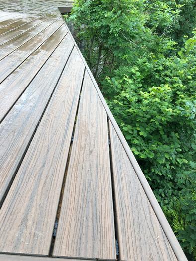 Trex  Composite decking