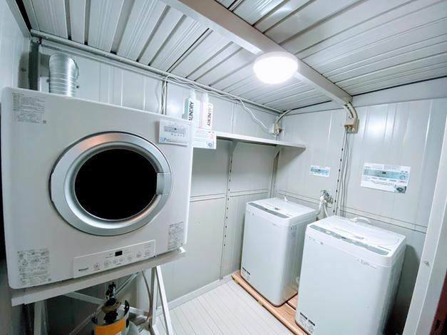 洗濯機・乾燥機(無料)
