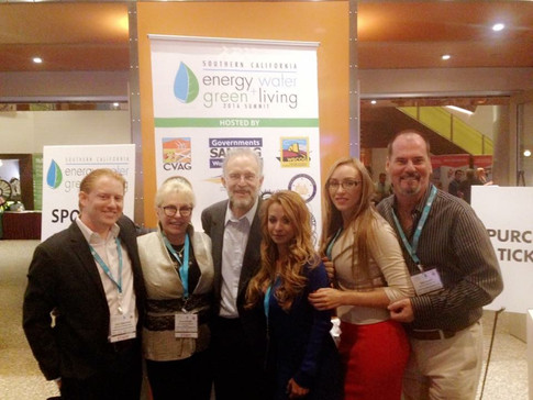 BRC's SoCal Energy Water + Green Living Summit w/ Ben & Jerry's co-founder