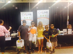 CV Link youth engagement