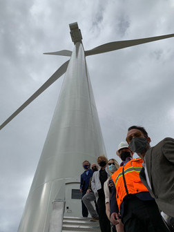 Desert Community Energy Signs Local Wind Power Agreements for the City of Palm Springs