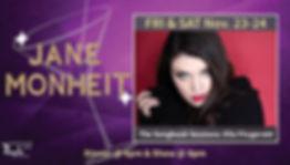 Jane Monheit Nov. 23-24 Facebook Event C