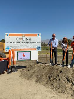 CV Link breaks ground on East Valley segment