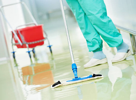 Are Toxic Cleaning Chemicals Killing You