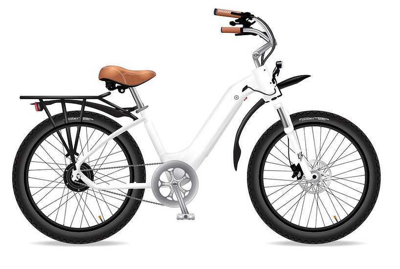 Electric Bike Co. Model R
