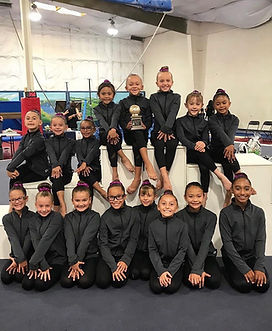 Liberty Gymnastics Hosted Meet Competition Gypsy Invite Mount Diablo Classic