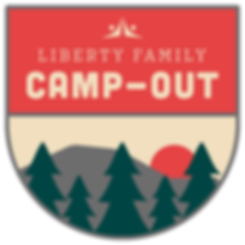 Liberty Family Camp Out 2020-08-08 Logo.