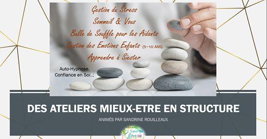 Sandrine Rouilleaux ateliers pédagogiques structures et collectivités