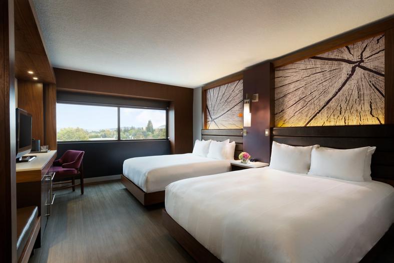 Marriott Walnut Creek - 2 Queen Beds