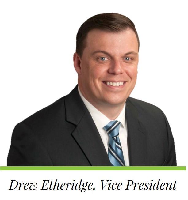 Drew Etheridge, Vice President