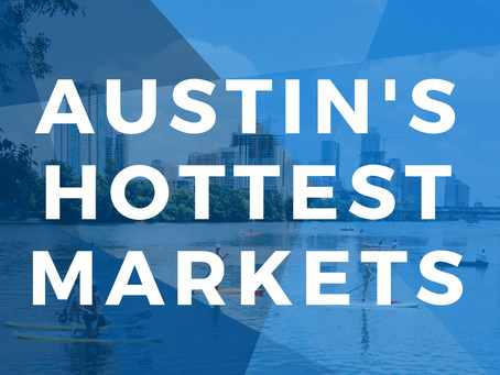 Hot Markets in Austin, Texas for Start-up Dentists