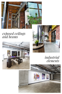 Dental Office Design Trends | Exposed Ceilings and Beams | Xite Realty