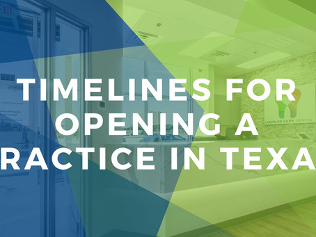 Timelines for Opening a Private Practice in Texas