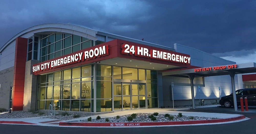 Freestanding Emergency Room in Texas l Xite Realty