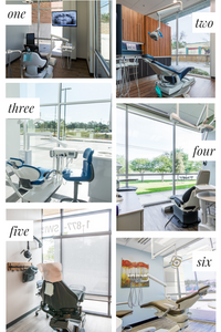 Dental Office Design Trends | Floor-to-Ceiling Windows | Xite Realty
