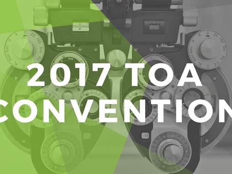 2017 Texas Optometric Association Convention Recap