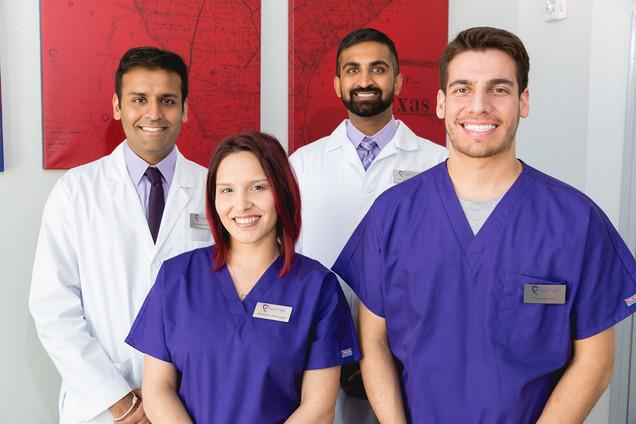 Enamel Dentistry Team | Xite Realty Austin