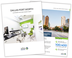 Free 2018 Dallas-Fort Worth Dental Office Space Report by Xite Realty