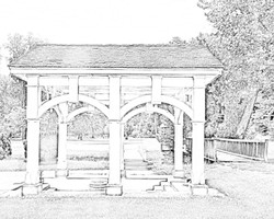 Pence Springhouse
