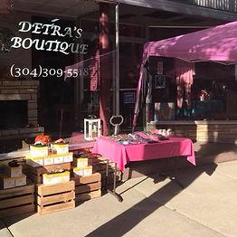 Detra's Boutique